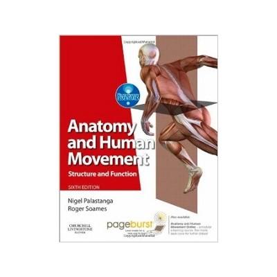 Anatomy and Human Movement, Nigel Palastanga 7th edition