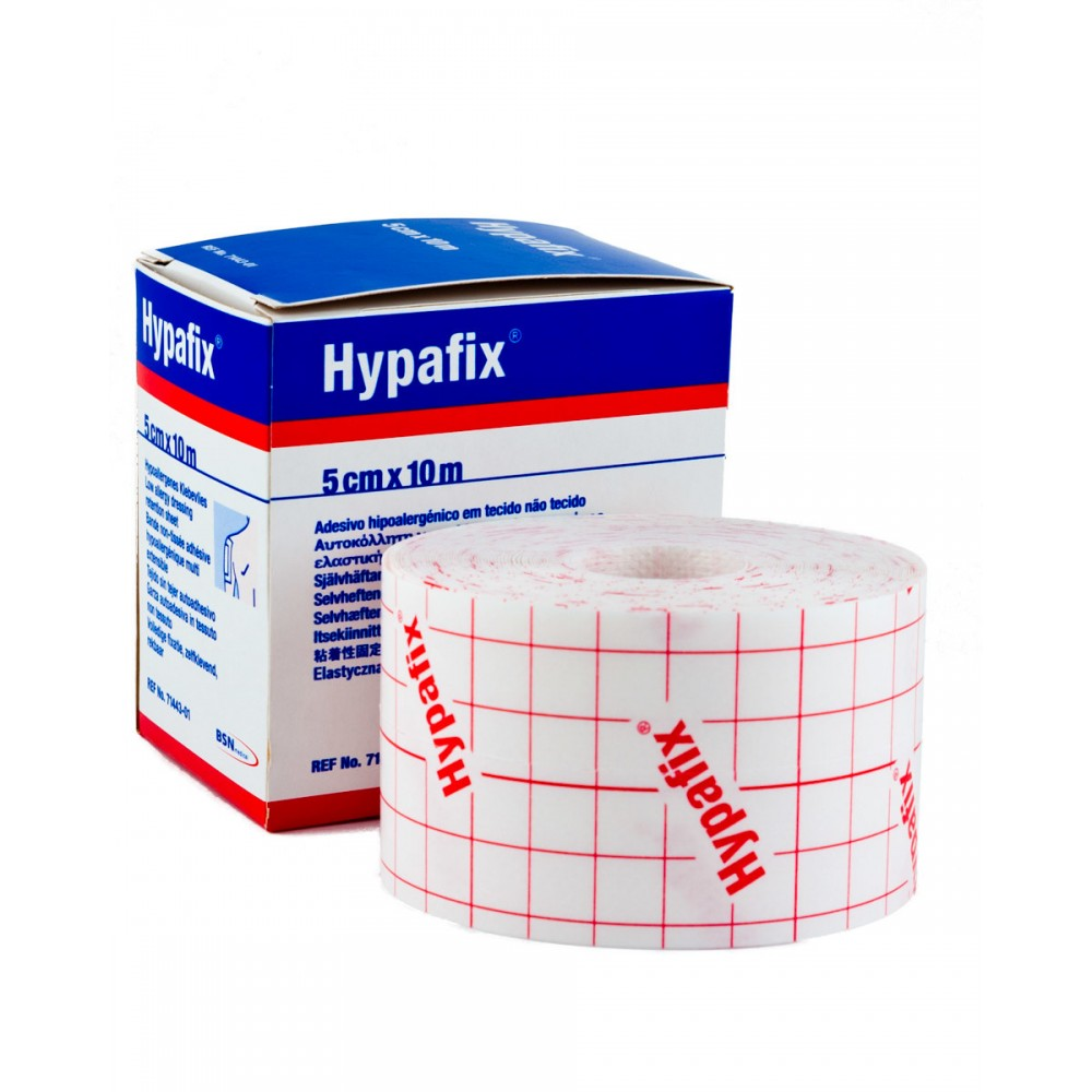 Hypafix - Υποαλλεργικό υπόστρωμα