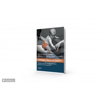 Cerebral Palsy in infancy  -  Roberta B. Shepherd - 1st edition