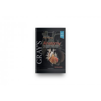 Gray's anatomy - NEW 42th edition