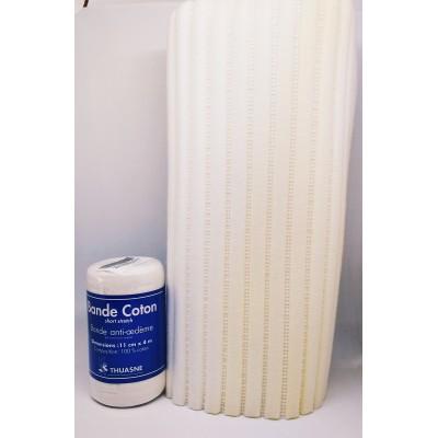 Πακέτο ανομοιόμορφου υποστρώματος Werkmeister - Bande cotton για κάτω άκρο εως ισχίο