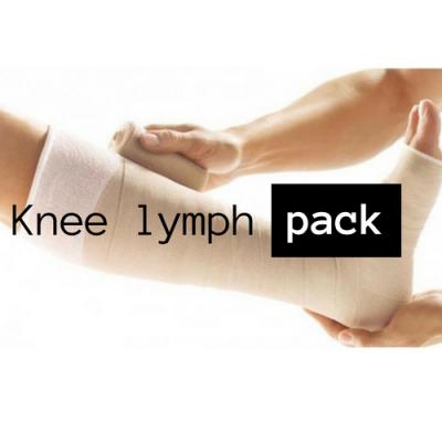 Λεμφοίδημα ποδιού - Πακέτο διαχείρισης 1 ποδιού εώς το γόνατο L&R και BSN