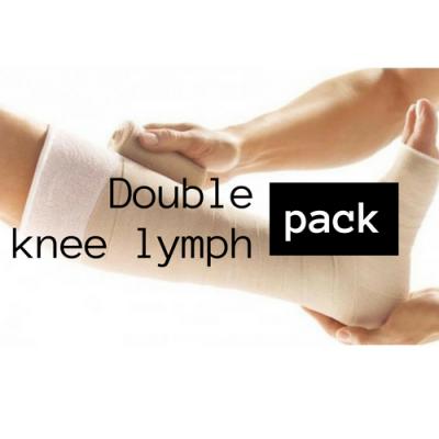 Λεμφοίδημα ποδιών - Πακέτο διαχείρισης 2 ποδιών εώς το γόνατο L&R και BSN