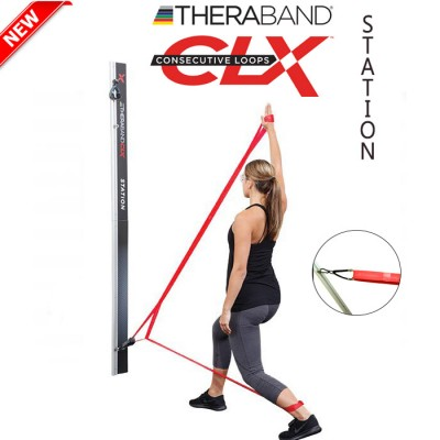 Theraband CLX Wall station - Πλατφόρμα άσκησης τοίχου