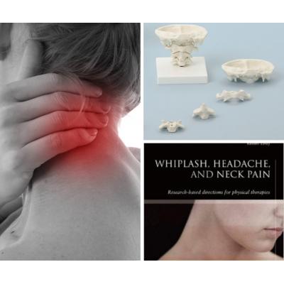 Whiplash , Headache and Neck Pain + Πρόπλασμα Άνω Μοίρας Αυχένα