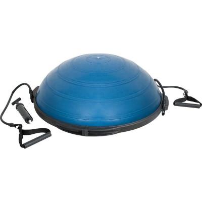 Μπάλα ισορροπίας Dynaso με λάστιχα 55cm