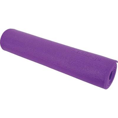 Στρώμα Yoga 1100gr, 173x61cm x 6mm, Μαύρο