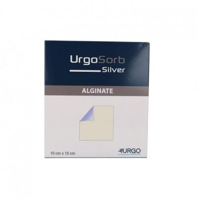 Urgosorb Silver - Αντιβακτηριδιακό επίθεμα εξιδρωματικού έλκους