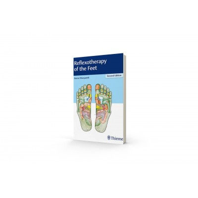 Reflexotherapy of the feet - Marquardt - Thieme publications