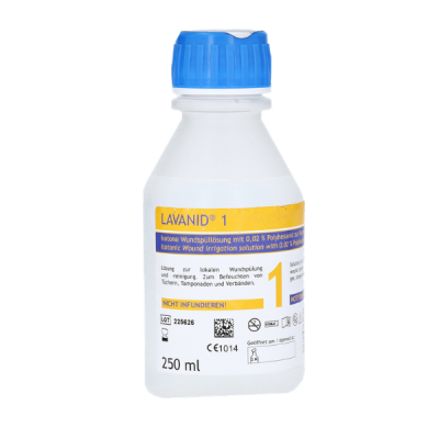 Lavanid 1 - Υγρό καθαρισμού ανοικτών πληγών