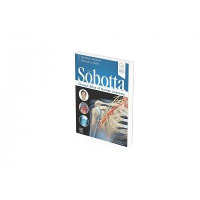 Sobotta Clinical Atlas of Human Anatomy, English, 1st Edition