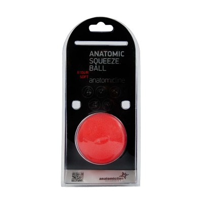 Anatomic Squeeze Ball - Μπαλάκι φυσικοθεραπείας άκρας χείρας