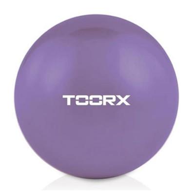 Μπάλα Ενδυνάμωσης Toning Ball 1.5kg Purple Toorx