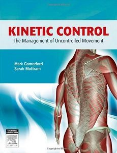Kinetic Control, Mark Comerford