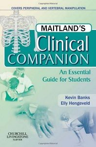 Maitlands Clinical Companion,Kevin Banks