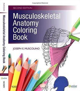 Musculoskeletal Anatomy Coloring Book, Joseph E. Muscolino