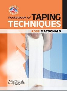 Pocketbook of Taping Techniques, Rose Macdonald