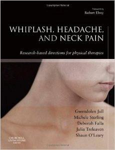 Whiplash, Headache, and Neck Pain, Gwendolen Jull