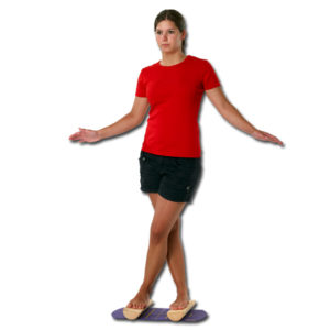 Ημικύλινδροι ισορροπίας pedalo