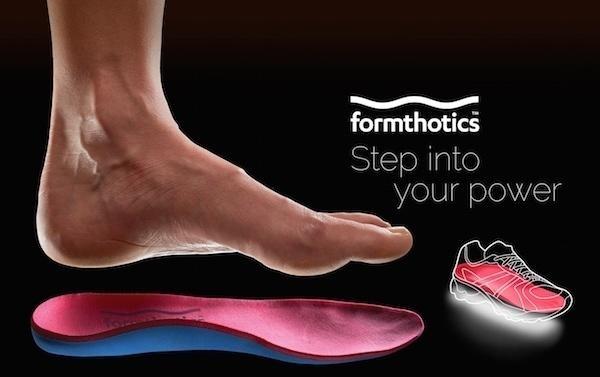 10 Λόγοι για να επιλέξεις τα πέλματα της Formthotics
