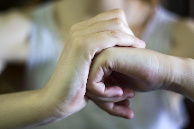 κρακ στα δακτυλα