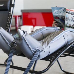 Συσκευές διαλείπουσας συμπίεσης (μπότα) – Είναι κατάλληλες για λεμφοίδημα και οιδήματα;